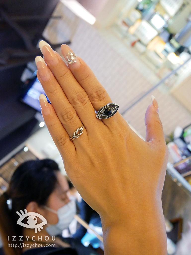 優雅氣質凝膠 新娘美甲 潔月兒藝術美甲Jewelle nails