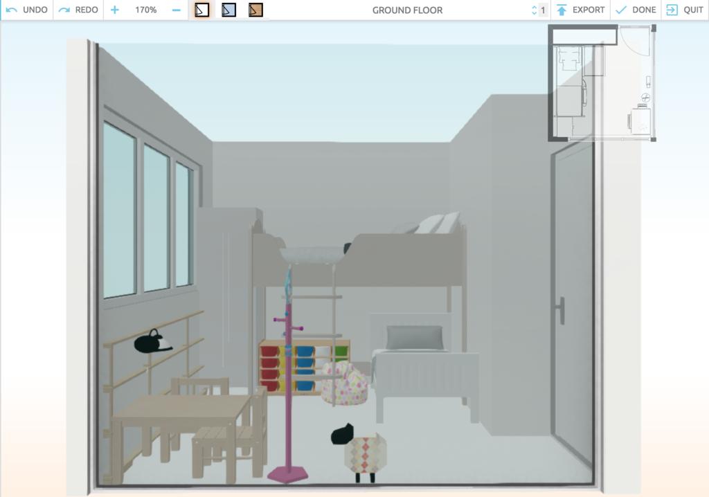 兒童房設計 自行規劃