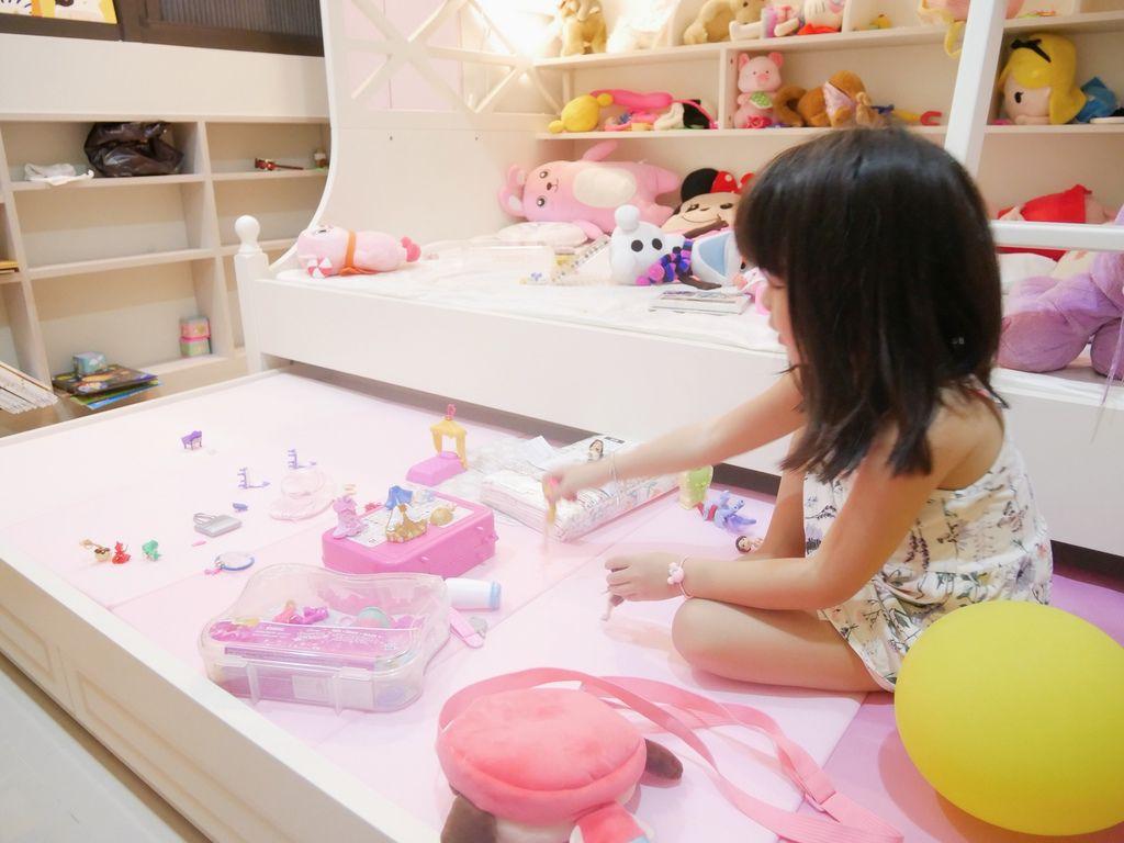 兒童房設計 女孩公主房佈置