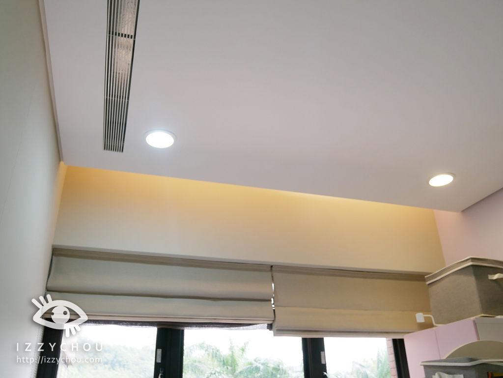 兒童房改造 鹵素燈改LED