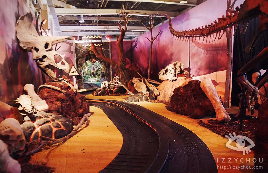 侏羅紀X恐龍樂園 恐龍墳場