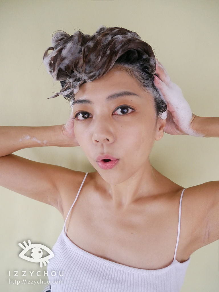 沙宣滋養裸感洗髮露