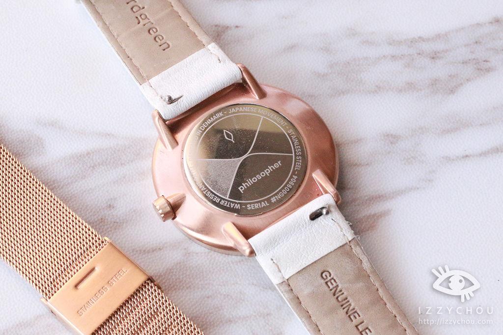 Nordgreen philosopher哲學家 公益手錶