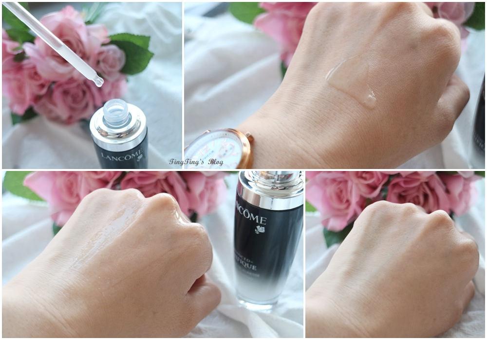 蘭蔻t超進化肌因賦活小黑瓶小黑安瓶 (11)