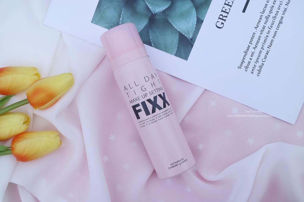 【SO NATURAL】FIXX全天候超完美定妝噴霧 (11)