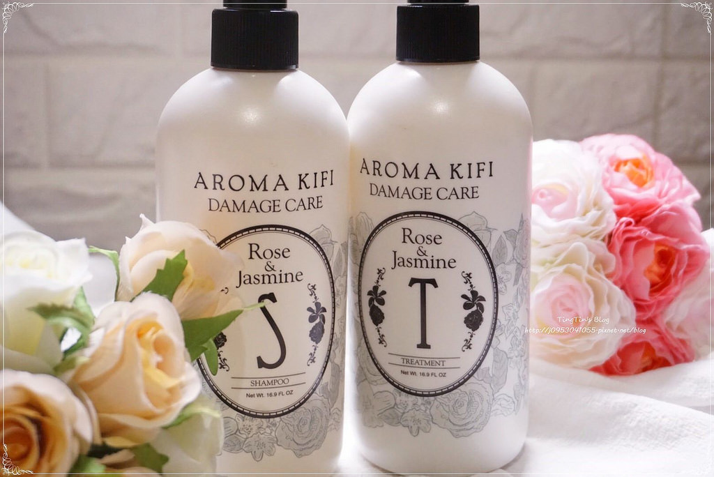 AK植粹修護洗髮精護髮乳玫瑰茉莉 (4)