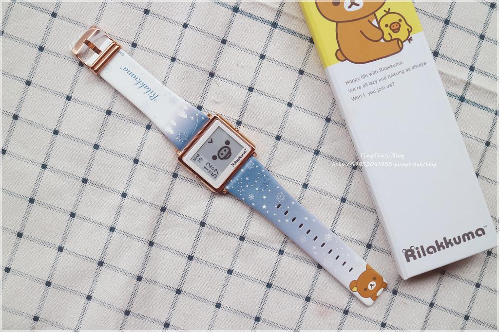 Epson Smart Canvas手錶拉拉熊 (5)