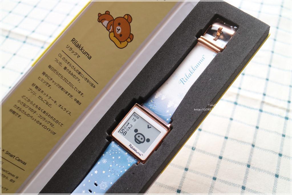 Epson Smart Canvas手錶拉拉熊 (6)