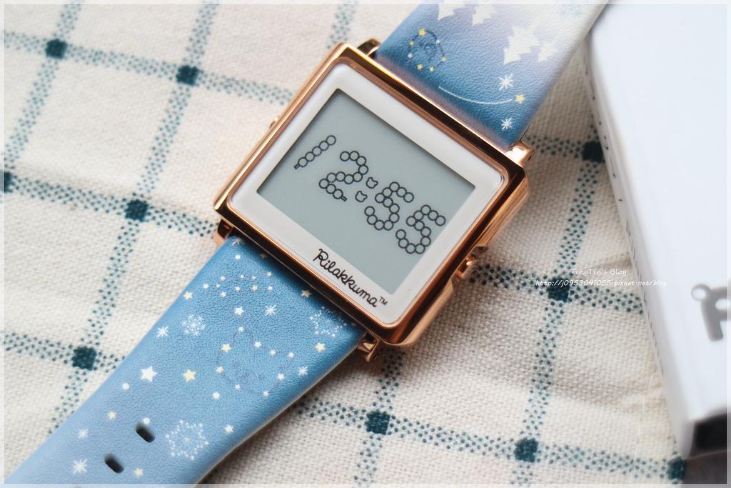 Epson Smart Canvas手錶拉拉熊 (4)