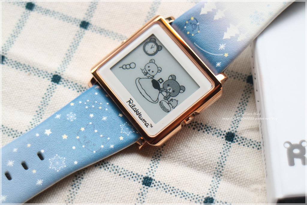 Epson Smart Canvas手錶拉拉熊 (3)