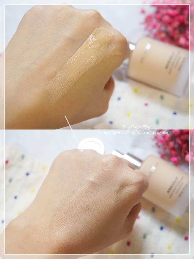 FRANCENA 輕透緞光粉底液 (3)