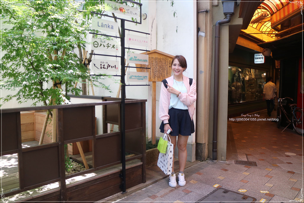 2016大阪京都自由行-錦市場(5)