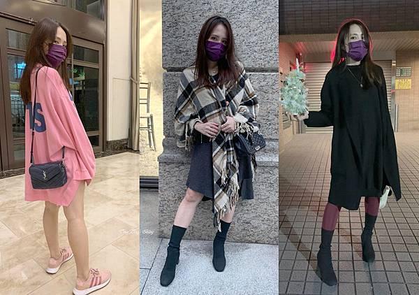 CSD中衛時尚口罩-炫霓紫 (18)