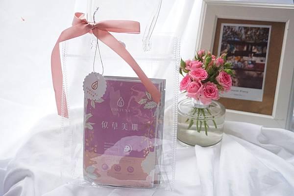 似草美肌 靚白保濕面膜 (5).JPG