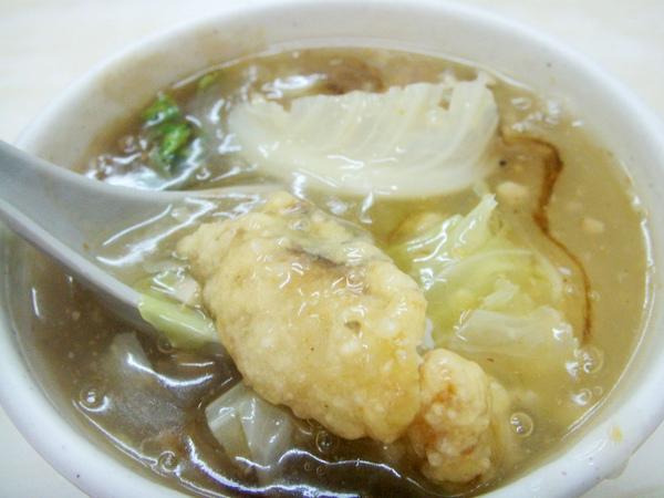 土魠魚羹1