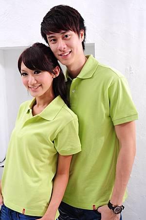 Polo衫-果綠