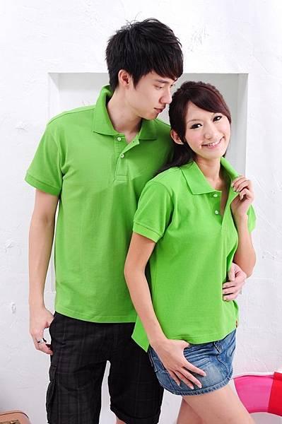 Polo衫-亮綠色
