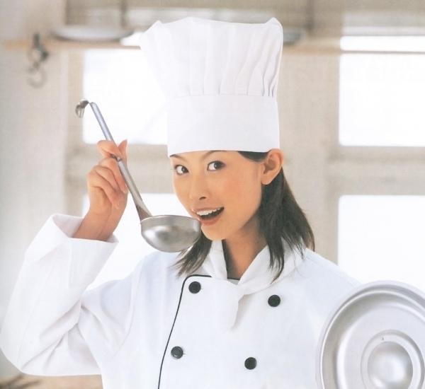 廚師布帽$170