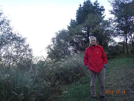 James爬鹿林山.JPG