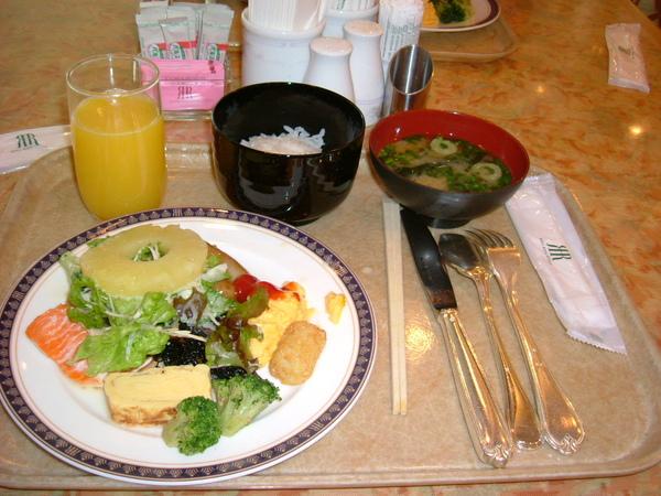 HR飯店早餐-美味的白飯是最愛 (1).JPG