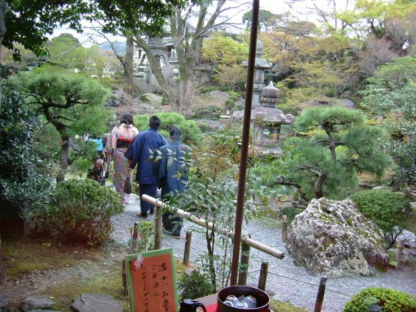 京都 二条 がんこ懷石餐廳 (46).JPG