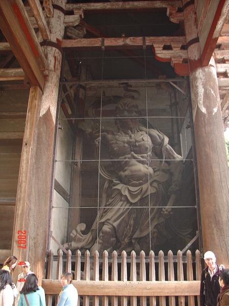 4-4奈良公園及東大寺 -門神-(9).JPG