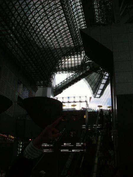京都車站 .JPG