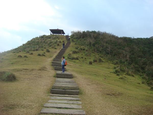 草嶺古道-天公廟出發 20081220(23).JPG