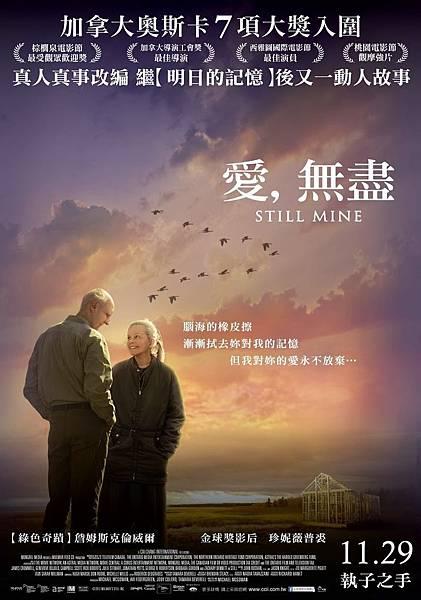 愛無盡_中文版海報