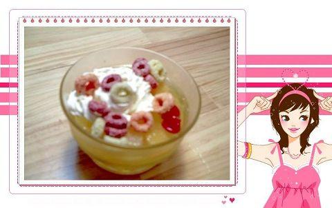 自製水果果凍