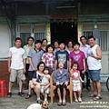 台南善化外婆家