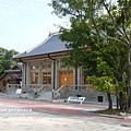 刑務所演武場&教堂