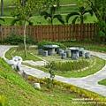 淡水和平公園一滴水紀念館 (7)