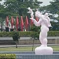 豐樂公園洋紅風鈴木 (4)