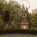 豐樂公園洋紅風鈴木 (6)