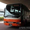 東京自由行回程利木津巴士