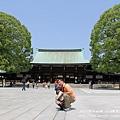 東京自由行明治神宮7