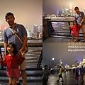 徐妹六歲在上海外灘