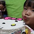徐妹六歲生日12