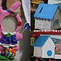 徐妹5y7m~黏土DIY2(2013.1月)