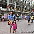 上海南京路步行街 (13)