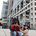 東京自由行富士電視台