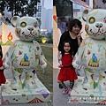 徐妹6Y5M在勤美術館泰迪熊把戲團