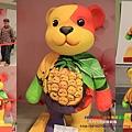 新光三越泰迪熊~q版創作第一名作者
