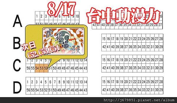 台中動漫力-8月17日