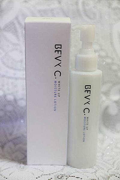 bevy.c極淬美白化妝水