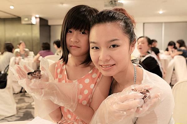 蕾妮亞x嬪婷 寶貝女成長禮