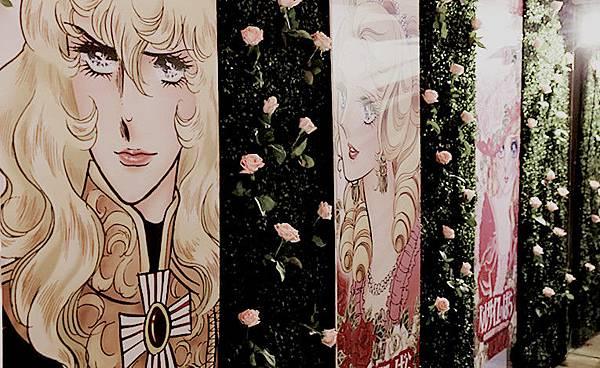BANDAI 2014美少女戰士x凡爾賽玫瑰-秋冬動漫彩妝亞洲新妝台灣發表會
