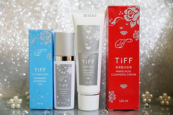 凍齡美一天TiFF分子酊凍齡時空精油.胺基酸洗面霜