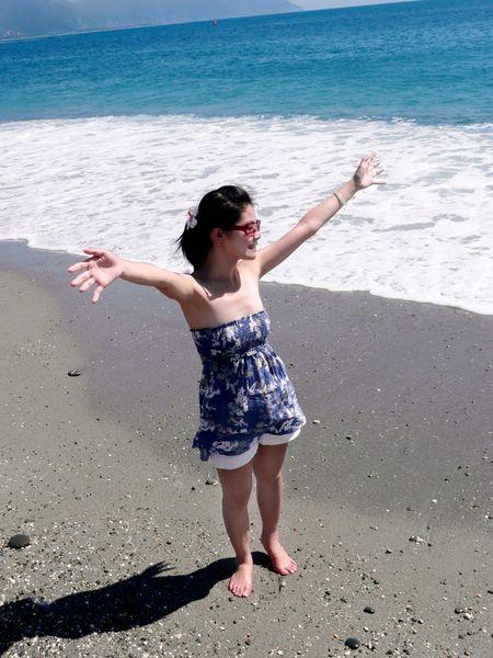 我愛大海~~